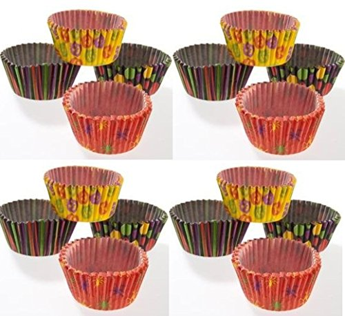 Good Ideas For Halloween (Halloween Paper Baking Cups - Cupcake Liners (Pack of 50) | Thick & Good Quality Muffin Cups - Add To Halloween Theme Party Decor)