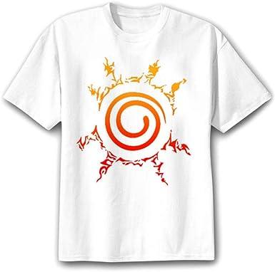 TSHIMEN Camisetas Hombre Escalada Naruto 2019 Hombres ...