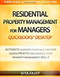 img - for Residential Property Management for Managers: QuickBooks Desktop (Simplified Accounting Solutions) book / textbook / text book