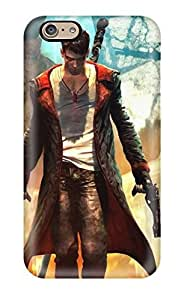Ortiz Bland Iphone 6 Well-designed Hard Case Cover Devil May Cry Cartoon Protector