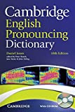 Cambridge English Pronouncing Dictionary with CD-ROM 18th Edition