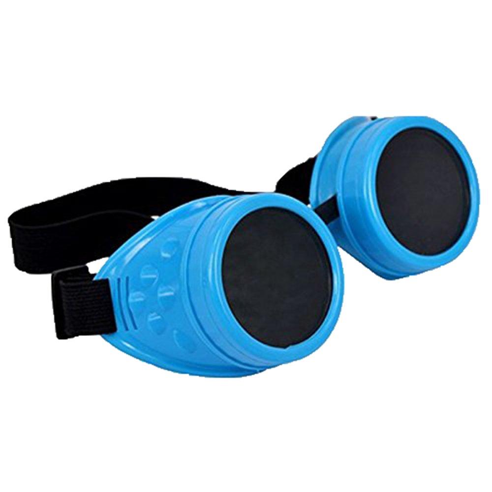 niceEshop(TM) Cyber Glasses Vintage Steampunk Welding Goth Cosplay Goggles