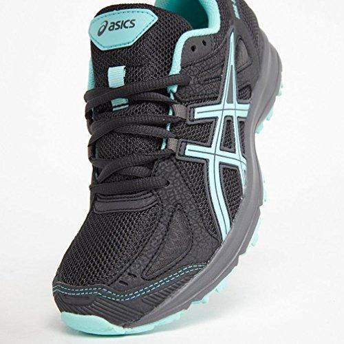 143499fc6de alta calidad asics Trail-Tambora 5 - Zapatillas para correr Mujer -  negro Turquesa