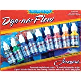 Jacquard Products JAC9908 Dye-Na-Flow Exciter 9-Colors