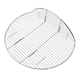 Cheap onlyfire BBQ Solid Stainless Steel Rod Foldable Cooking Grates for Grill, Fire Pit, 30-inch