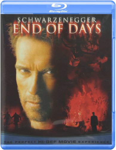 Universal Mc-end Of Days [blu Ray W/movie Cash/ws]