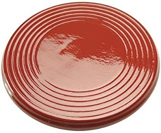 Blonder Red Glazed Pottery Trivet