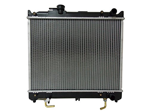 RADIATOR FOR GEO SUZUKI FITS TRACKER X90 1.6 L4 4CYL 2089 -