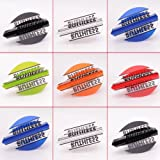 5 x Mixed Sets of Ruthless Clear Panels Dart Flights Pear Shape by PerfectDarts