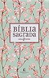 capa de Bíblia NVI. Leitura Perfeita - Capa Cerejeira. Letra Normal. Tecido