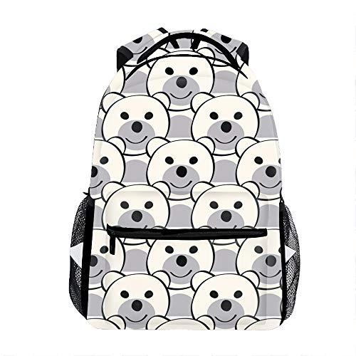 Lightweight Cute Bear Backpacks Girls School Bags Kids -