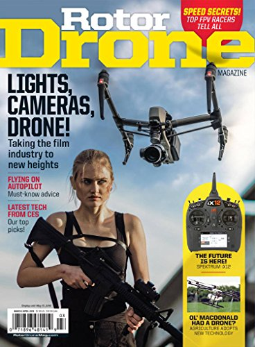 : RotorDrone