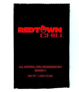Redtown Chili Seasoning Mix (6 Pack)