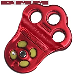 DMM Hitch Climber Pulley Triple Attachment