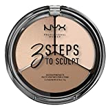 NYX PROFESSIONAL MAKEUP 3 Steps to Sculpt Face