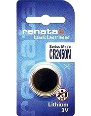 Renata CR2450N lithiumbatterij, 3 V, 1 stuk