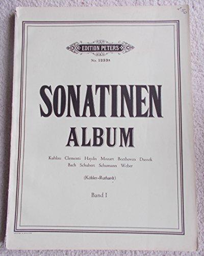 (Sonatinen-Album, Band 1, No. 1233a: Sammlung beliebter Sonatinen Rondos und Stücke)