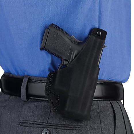 Galco PDL800B Paddle Lite Holster for Glock 43, RH, Black