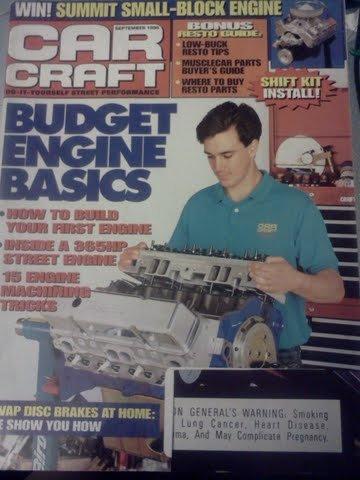 Car Craft Magazine - Do it yourself street performance (Budget Engine ()