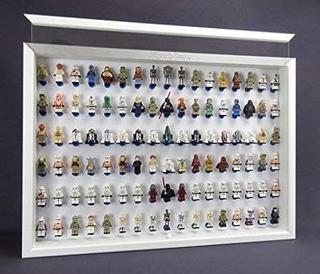 Figucase Click Systeme Vitrine 50 X 70 Pour 102 Votre Lego Figurines