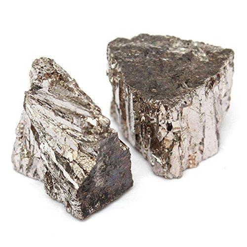 Rotometals Kilo Bismuth Metal 99.99% Premium Grade by Roto Metals
