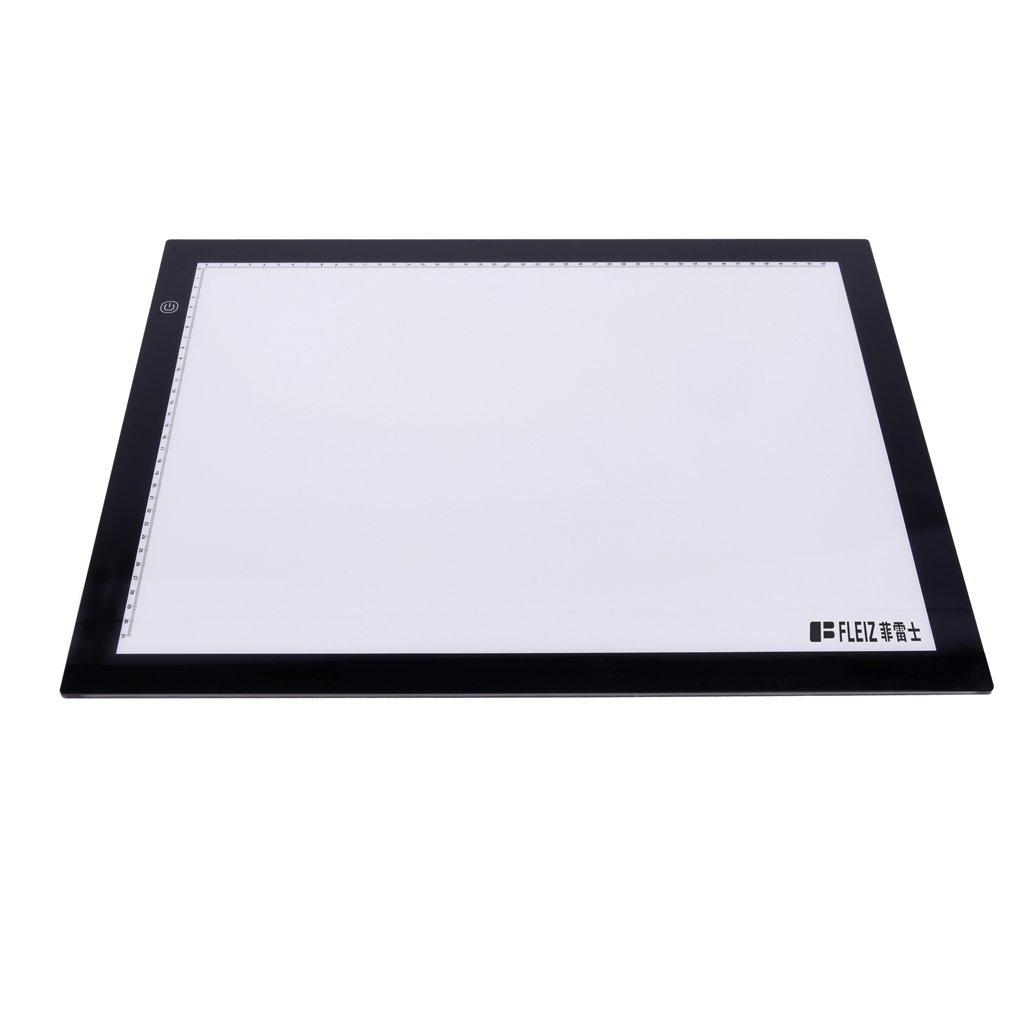 Sharplace LED A2-S Scheda Grafica Tavolette Grafiche Portatile