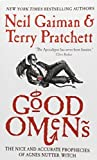 Good Omens: The Nice and Accurate Prophecies of Agnes Nutter, Witch by Neil Gaiman (2006-11-28)
