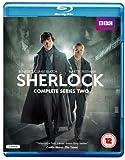 Sherlock - Series 2 [Reino Unido] [Blu-ray]