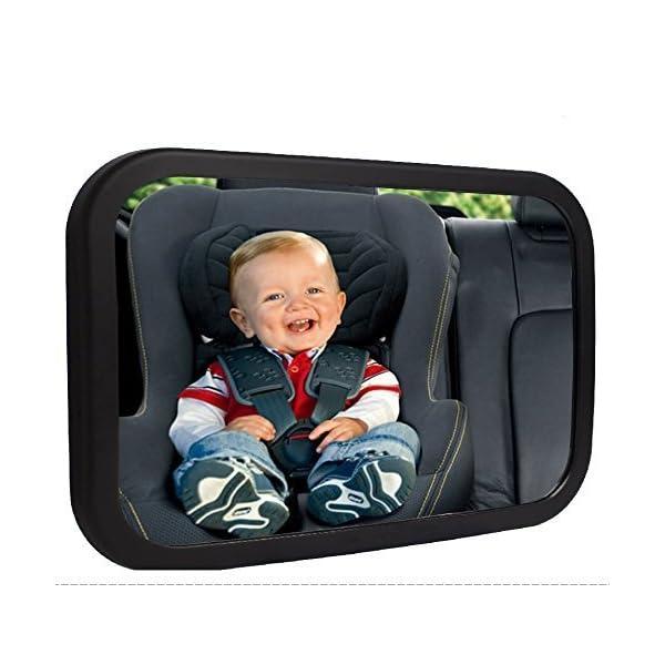 517 KRGXIFL. SS600  - Shynerk SH-M-02 Baby car mirror