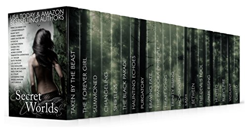 BargainAlert: Supernatural Romance Mega Box Sets For A Buck