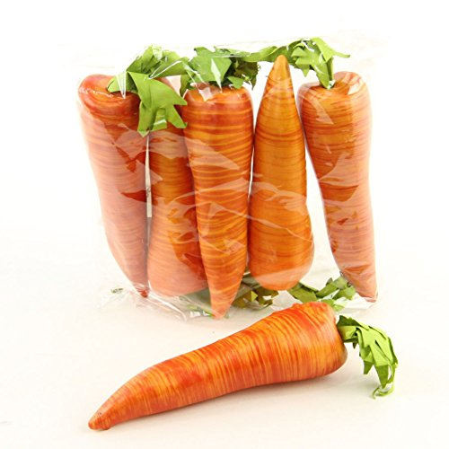 Shinoda Design Center Faux Carrots 6 -