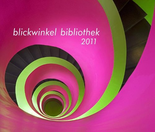 blickwinkel bibliothek 2011: Wandkalender