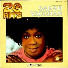 Sarah Vaughan: 20 Hits (Compilation Of Mainstream Records Recordings) [VINYL LP] [STEREO]