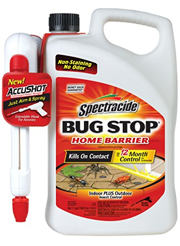 Spectracide Bug Stop Home Barrier (AccuShot Sprayer) (Pack of 4) (Bug Stop)