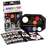 Snazaroo Halloween Face Body Paint Party Painting Kit Unisex Makes 50+ Faces