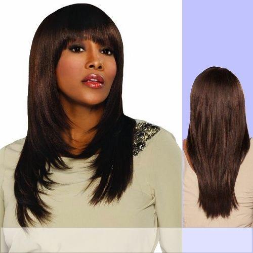 RUSH-V (Vivica A. Fox) - Synthetic Full Wig in FS1B_30 (Caucasian Wigs)