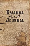 Rwanda Travel Journal: 6x9 Travel Notebook with prompts and Checklists perfect gift for your Trip to Rwanda for every Traveler