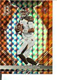 Football NFL 2017 Spectra Neon Orange #58 Jameis Winston 5/5 Buccaneers
