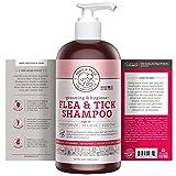 Paws & Pals Natural Flea and Tick Dog Shampoo
