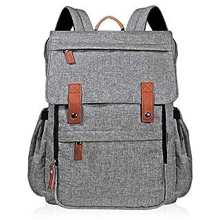 Diaper Bag Backpack Muilti-Function Large Capacity Diaper Backpack(1004-G)