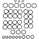 RPM Player Level Oring Kit x 3 for Viewloader, Brass Eagle, and Stryker Paintball Markers - 3 X Complete Set of Economy O-Rings