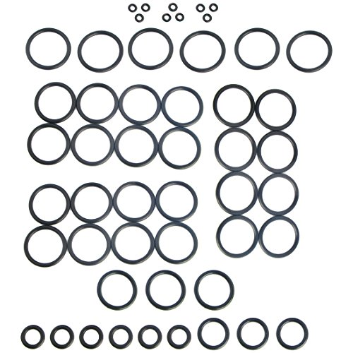 RPM Player Level Oring Kit x 3 for Viewloader, Brass Eagle, and Stryker Paintball Markers - 3 X Complete Set of Economy O-Rings Paintball Marker Players Kit