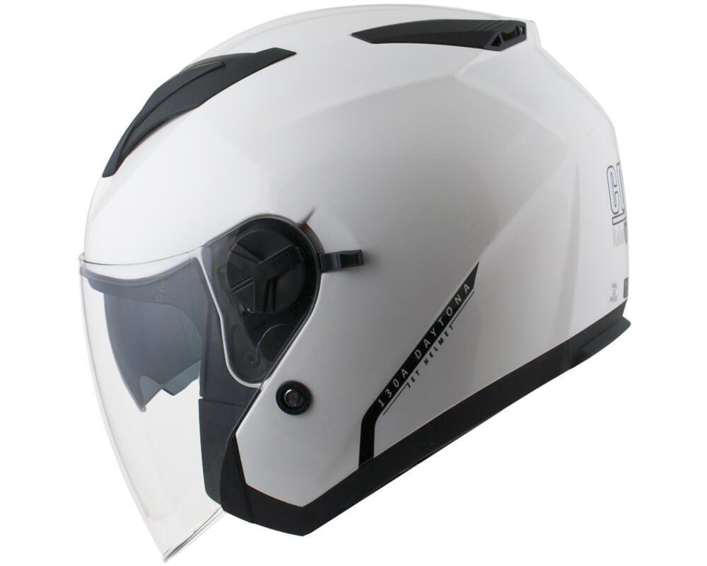 CGM DAYTONA Jet Helmet M 57-58cm Opaque Blue 57-58 cm M