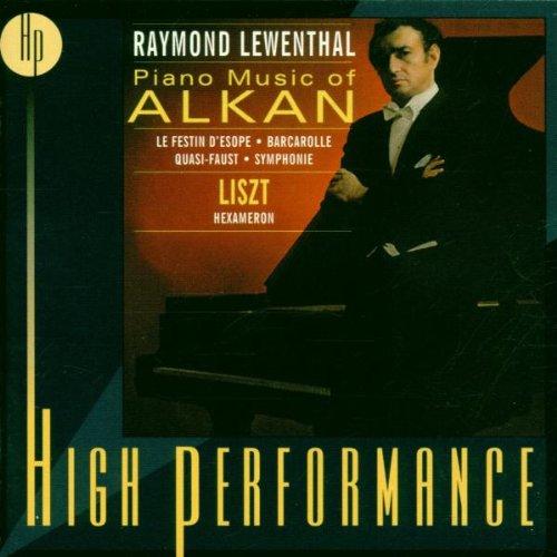 Piano Music of Alkan