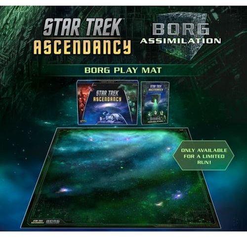The Borg Star Trek - Gale Force 9 Star Trek Borg Ascendency Mat