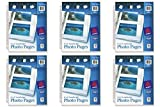 Avery Horizontal Photo Pages, Acid Free, 4 x 6 Inches, Pack of 10 (13406), 6 Packs