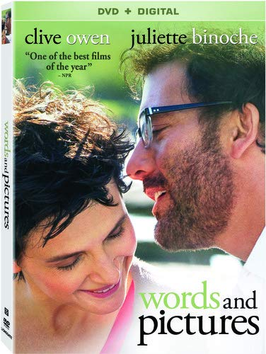 Words And Pictures [DVD + Digital] (Baileys Best Before Date)