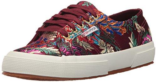 Superga Women 2750 Korelaw Fashion Sneaker Bordeuax