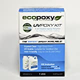 ECOPOXY UVPOXY Kits (1 Litre)