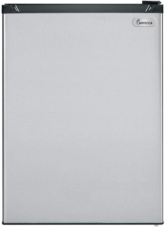 ft 5.5 cu Built-in Refrigerator44; Stainless Steel Impecca RC ...